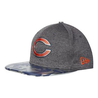 Boné New Era Chicago Bears Aba Reta 950 Original Fit Sn Spotlight Masculino 7fc040dfeca