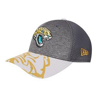 Boné New Era Jacksonville Jaguars Aba Curva 3930 Spotlight Masculino c3f781ec926