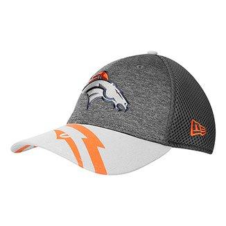 Boné New Era NFL Denver Broncos Aba Curva 3930 Spotlight Masculino 3c023a4e889