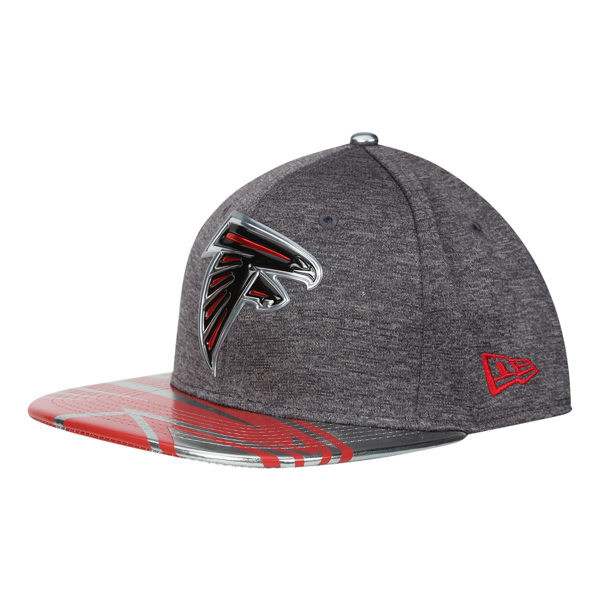 94b3432c76 Boné New Era NFL Atlanta Falcons Aba Reta 950 Original Fit Sn ...