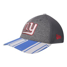 Boné New Era NFL New York Giants Aba Curva 3930 Hp Heather Mini ... 2668f2ee6af