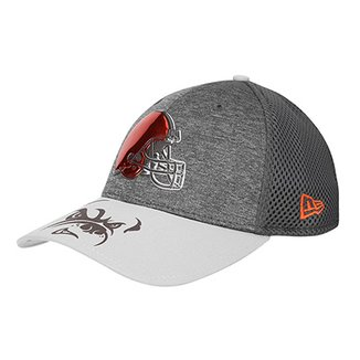 Boné New Era Cleveland Browns Aba Curva 3930 Spotlight Masculino 25f1fa9afc558