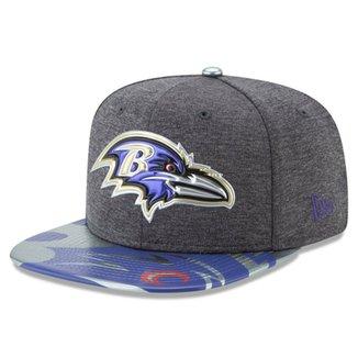 Boné Baltimore Ravens DRAFT 2017 Spotlight Snapback - New Era 8ced8361aac
