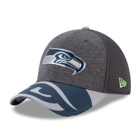 Boné New Era Seattle Seahawks Aba Curva 3930 Masculino - Compre ... 7bfea868b3a