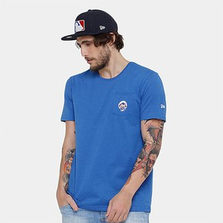 0c8927fb39 Camiseta MLB New York Mets New Era Mini Logo Masculina