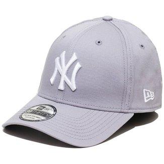 Boné New Era Aba Curva Fechado Mlb Ny Yankees Colo a914a924408