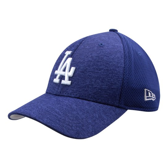 Boné New Era MLB Los Angeles Dodgers Aba Curva - Compre Agora  305900f1918