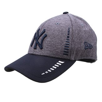 Boné New Era MLB New York Yankees Aba Curva St Fg b926791a39c