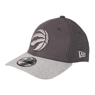 Boné New Era NBA Toronto Raptors Aba Reta Heather 4607858f3be