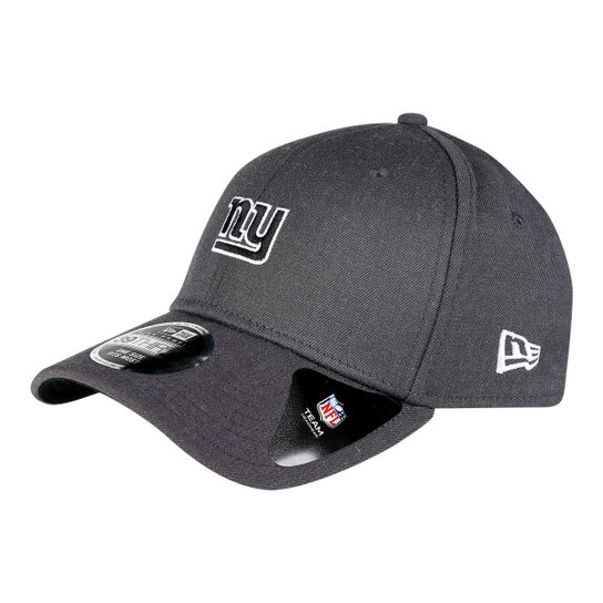 Boné New Era NFL New York Giants Aba Curva 3930 Hp Heather Mini - Cinza 37be6a27b1b