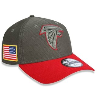 Boné Atlanta Falcons 3930 Salute to Service - New Era eb9ecd7186c