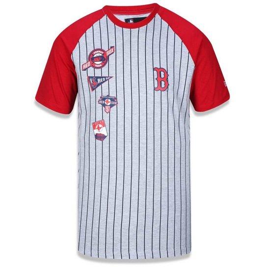 Camiseta Boston Red Sox 25 Team New Era - Compre Agora  05ac6eb5ab5