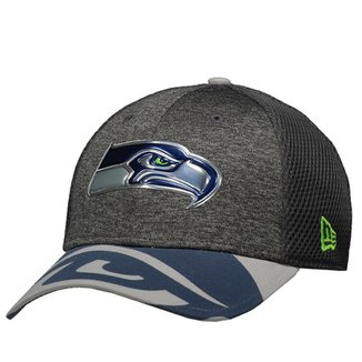 Boné Seattle Seahawks 3930 NFL New Era Masculino e67b1a4030b32