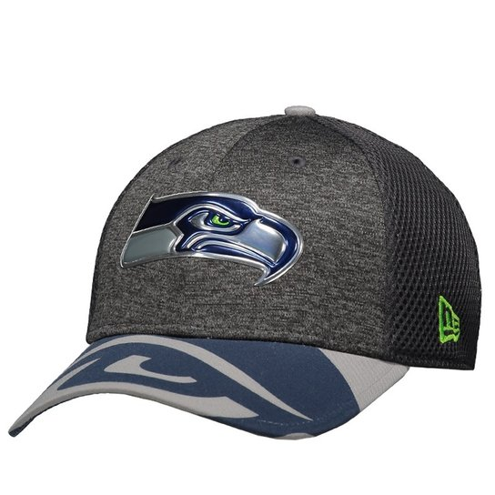 3cf208e2dd Boné Seattle Seahawks 3930 NFL New Era Masculino - Compre Agora ...