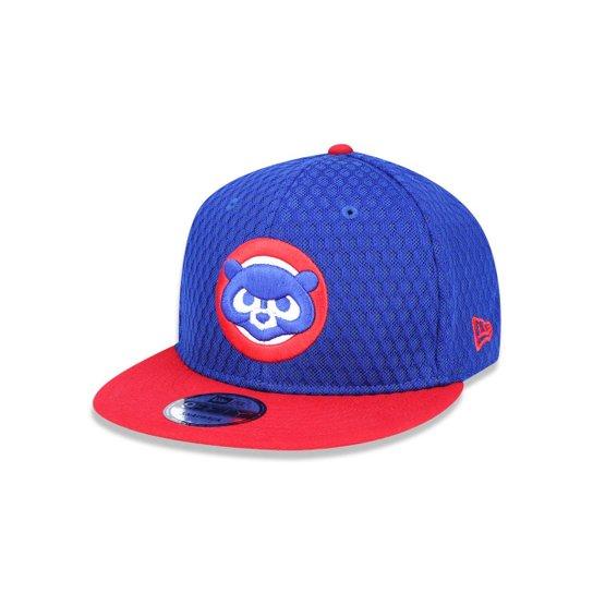Boné 950 Chicago Cubs MLB Aba Reta New Era - Compre Agora  b2cc0e98b82