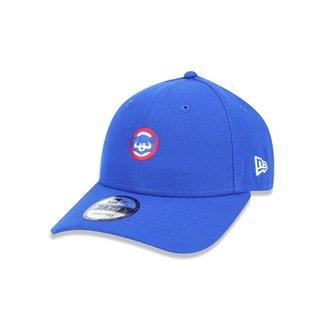 39c3e56fb0dea Boné 940 Chicago Cubs MLB Aba Curva Snapback New Era