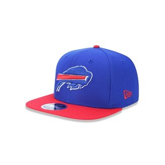 02b24d683c3d4 Boné 950 Original Fit Buffalo Bills NFL Aba Reta Snapback New Era