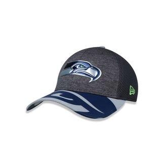 3f0080bb68ec3 Boné 3930 Seattle Seahawks NFL Aba Curva New Era