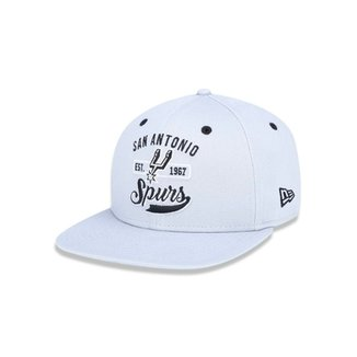 d70d485f03f86 Boné 950 Original Fit San Antonio Spurs NBA Aba Reta Snapback New Era
