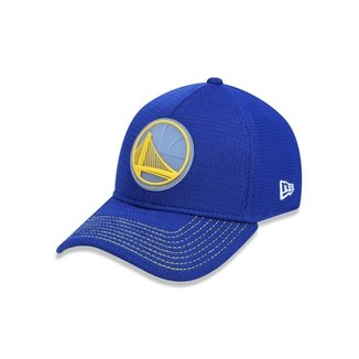 7fd7430a91e7e Boné 3930 Golden State Warriors NBA Aba Curva New Era