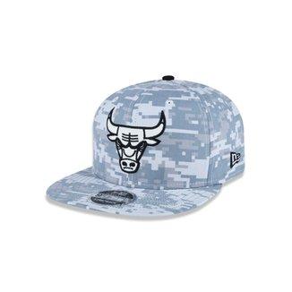 Boné 950 Original Fit Chicago Bulls NBA Aba Reta Snapback New Era 42132ad9b23