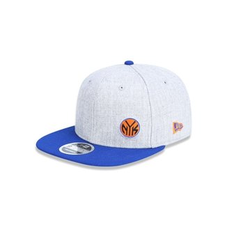 18c292a0a16e4 Boné 950 Original Fit New York Knicks NBA Aba Reta Snapback New Era
