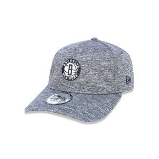 Boné 920 Brooklyn Nets NBA Aba Curva Strapback New Era c0b5a9d83d7
