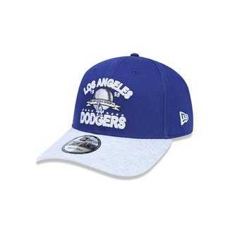 Boné 940 Los Angeles Dodgers MLB Aba Curva Snapback New Era e7876c534db