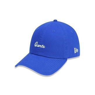 eafacc5821389 Boné 940 New York Giants NFL Aba Curva New Era