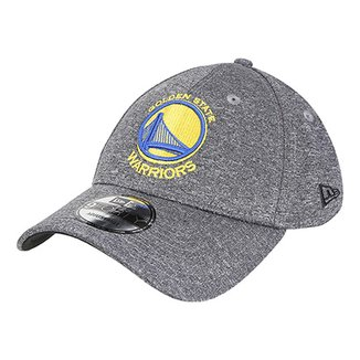 Boné New Era NBA Golden State Warriors St Core Aba Curva 90cbad5719d