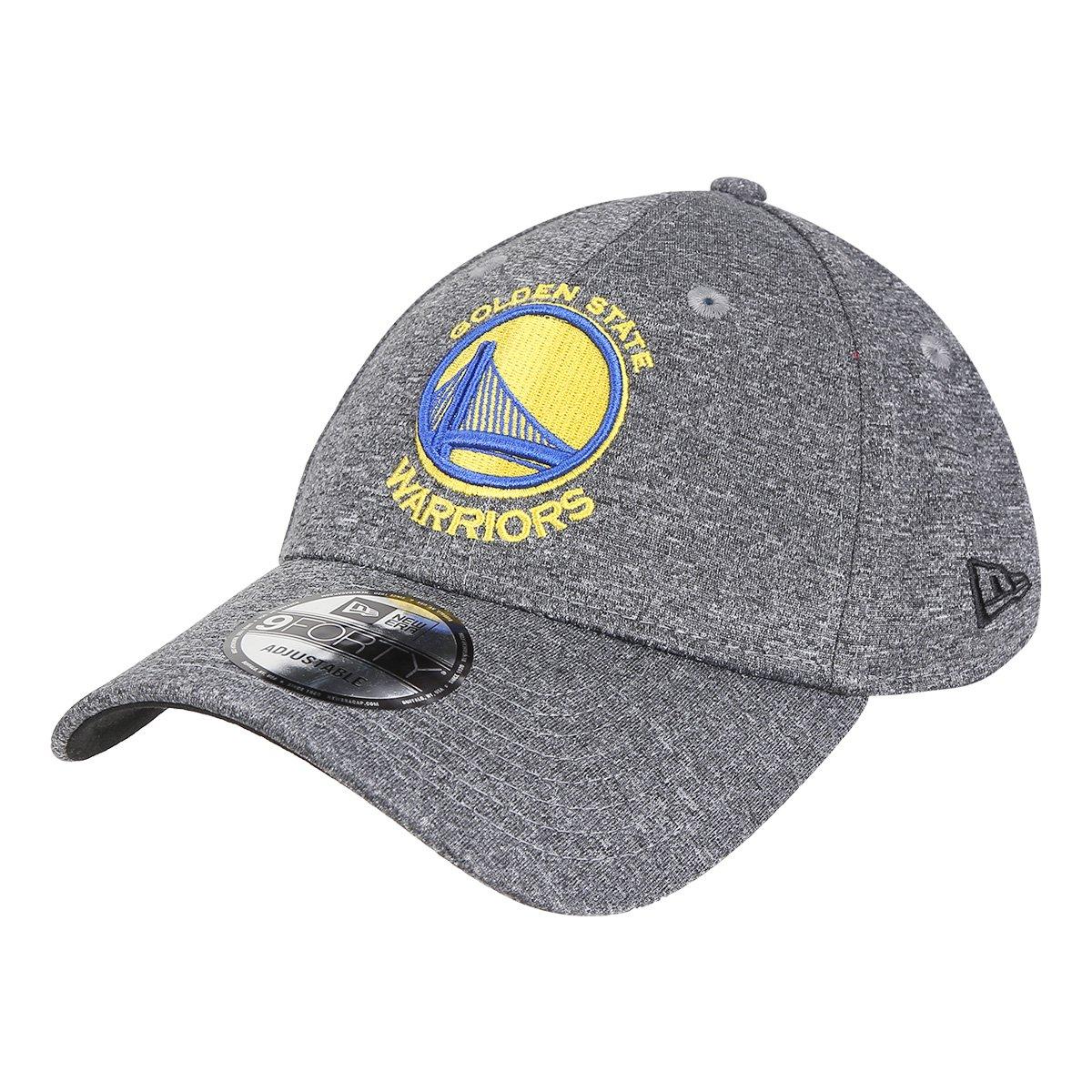 Boné New Era NBA Golden State Warriors St Core Aba Curva d20c3813e67
