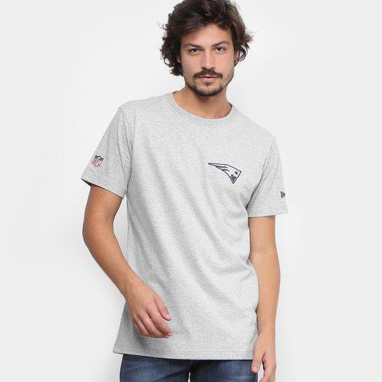 f0a9ba469 Camiseta NFL New England Patriots New Era Basica Masculina - Compre ...