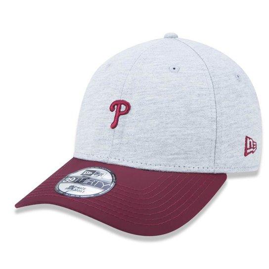 Boné Philadelphia Phillies 3930 The Lounge - New Era - Cinza ... 2098d920f34