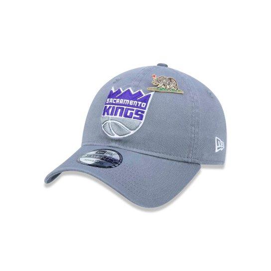 Boné 920 Sacramento Kings NBA Aba Curva New Era - Compre Agora ... 654bdd28bd6