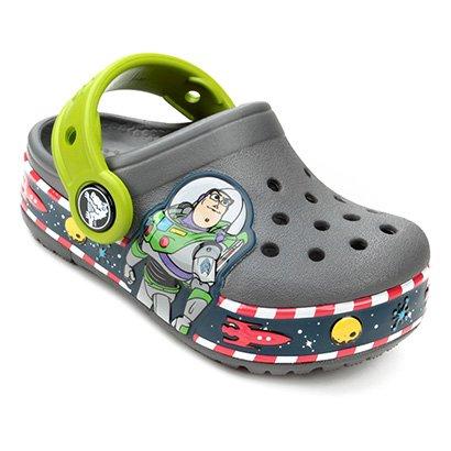 Babuche Infantil Crocs Buzz Lightyear Toy Story