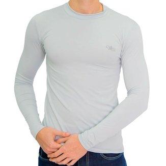 Camiseta Térmica Manga Longa Masculina 68d504b99d7ec