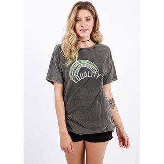 93234f2ea3f47 Camiseta Sislla Equality Feminina