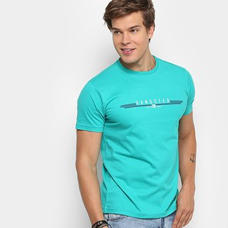 5a6d56bea Camiseta Gangster Estampa Costas Masculina
