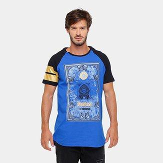 75eaa81f2 Camiseta Fatal Long F 98 Masculina