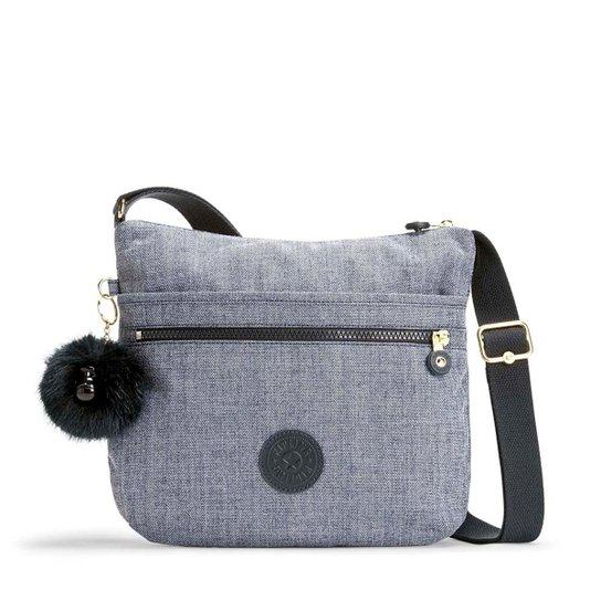 f7a7915e3 Bolsa Kipling Arto Feminina - Cinza - Compre Agora | Netshoes