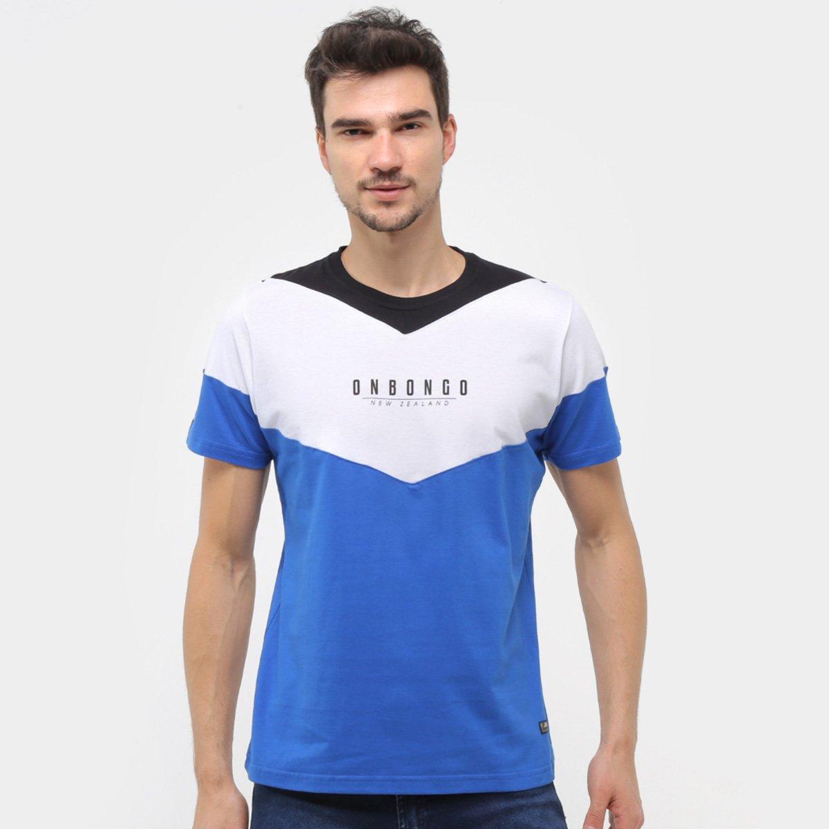 Camiseta Onbongo New Zealand Masculina