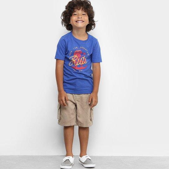 39cc622335a78 Camiseta Infantil Zeep! Estampada Dinossauro Masculina - Compre ...