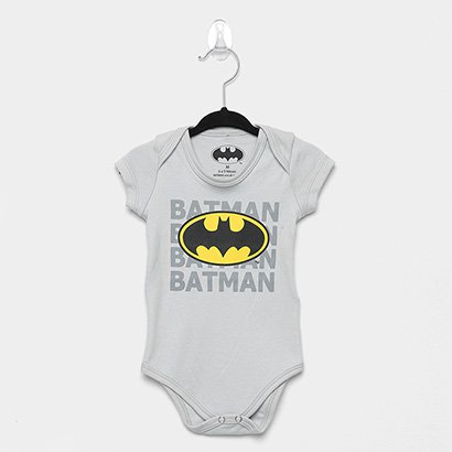 Body Infantil Marlan Batman Bebê -M6024