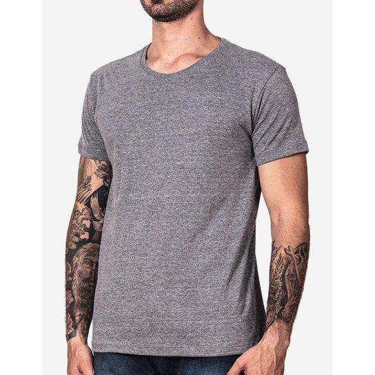 14d61a2d24 Camiseta Hermoso Compadre Básica Eco Masculina - Cinza - Compre ...