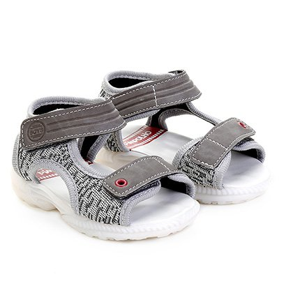 Sandália Infantil Pimpolho Velcro Masculina