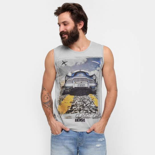 Regata Tigs Machão Classic cars - Compre Agora  32801b284e9