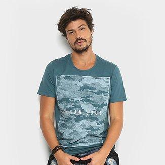 8253cffac8 Camiseta Kohmar Urban Camuflada Masculina
