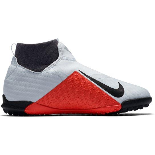 Chuteira Society Infantil Nike Phantom Vision Academy TF - Compre ... bcfabc358a386