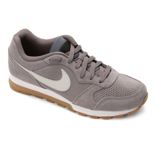 958b331141 Tênis Nike Md Runner 2 Suede Masculino - Cinza - Compre Agora