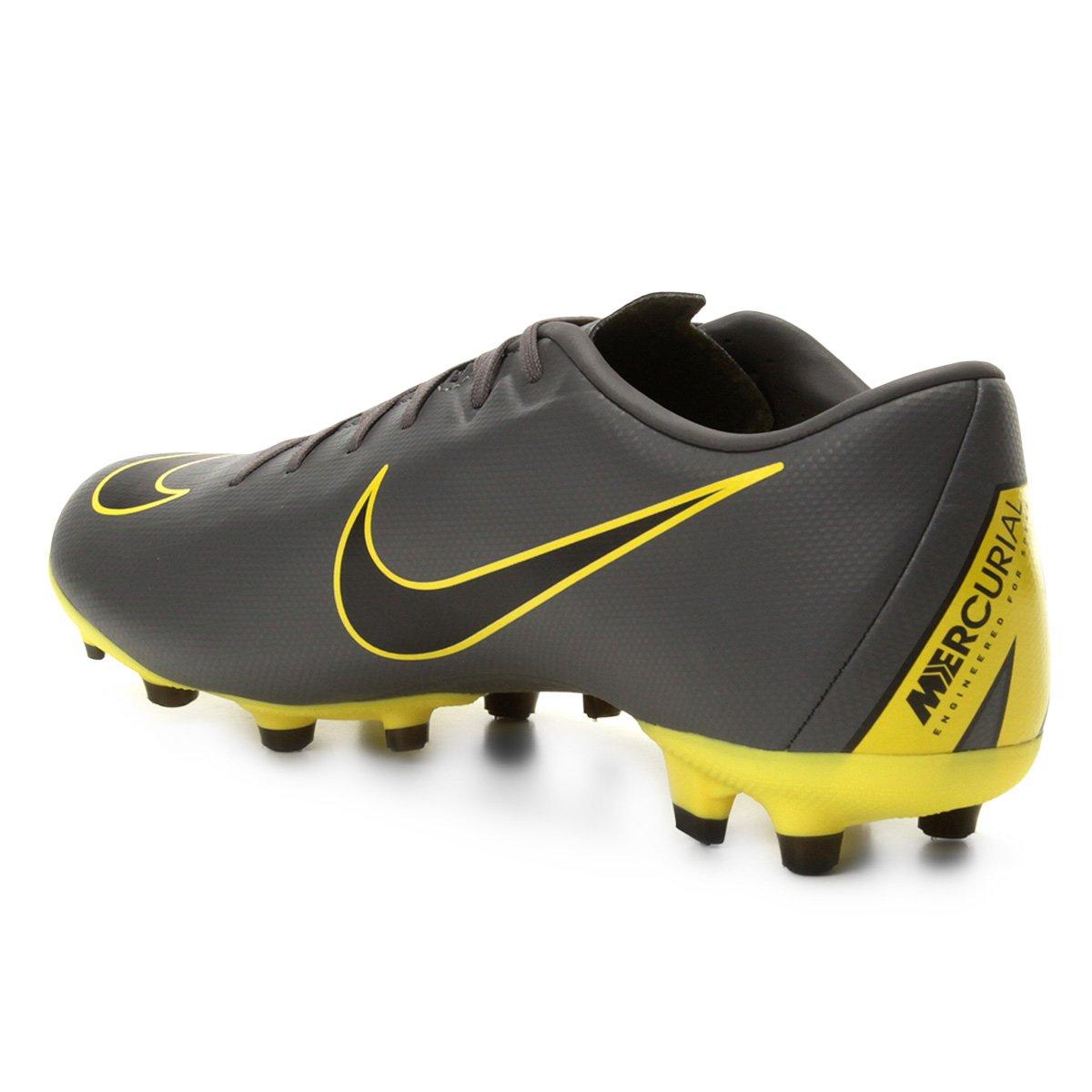 3ec5f6b28 Chuteira Campo Nike Vapor 12 Academy FG - Shopping TudoAzul